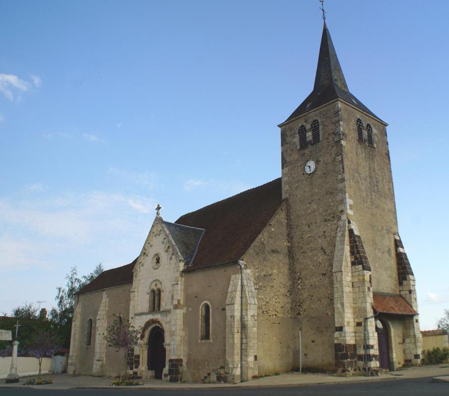 Eglise Ste Gemme